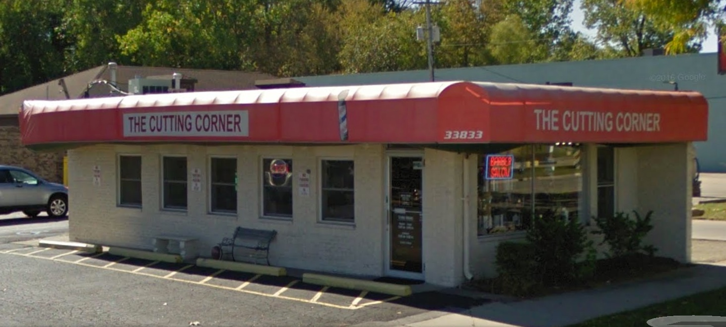 The Cutting Corner Barber Salon